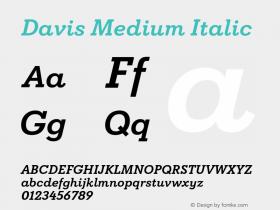 Davis Medium