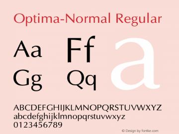 Optima-Normal