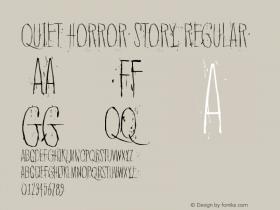 Quiet Horror Story