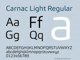 Carnac Light