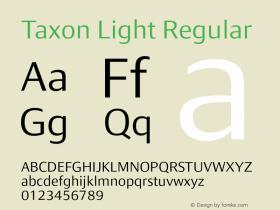 Taxon Light