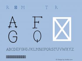 Rae's Monogram Two