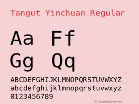 Tangut Yinchuan