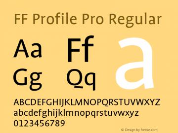 FF Profile Pro