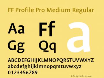 FF Profile Pro Medium