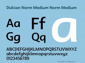 Dulcian Norm Medium