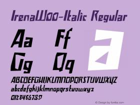 Irena-Italic