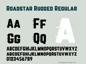 Roadstar Rugged