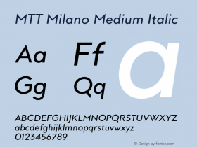 MTT Milano Medium