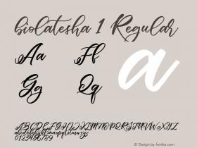 biolatesha 1