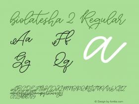 biolatesha 2
