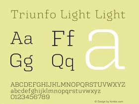 Triunfo Light