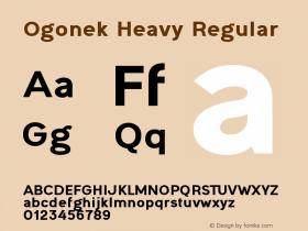 Ogonek Heavy