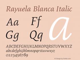 Rayuela Blanca