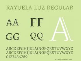 Rayuela Luz