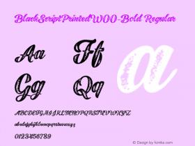 BlackScriptPrinted-Bold