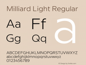 Milliard Light