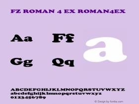 FZ ROMAN 4 EX