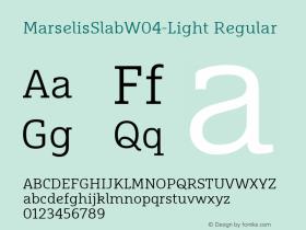 MarselisSlab-Light