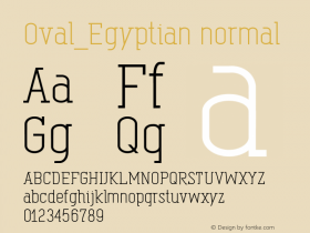 Oval_Egyptian