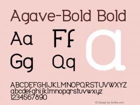 Agave-Bold