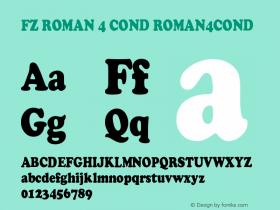 FZ ROMAN 4 COND