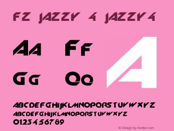 FZ JAZZY 4