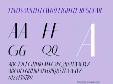 FinoSansTitle-LightIt
