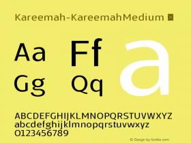Kareemah-KareemahMedium