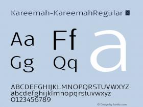 Kareemah-KareemahRegular