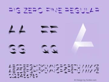 Rig Zero Fine