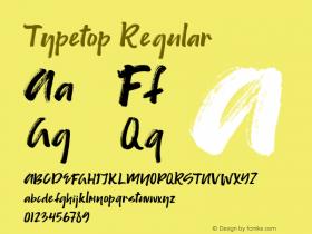 Typetop