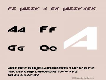 FZ JAZZY 4 EX