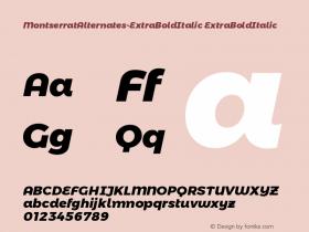 MontserratAlternates-ExtraBoldItalic