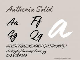 Authenia