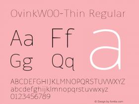 Ovink-Thin