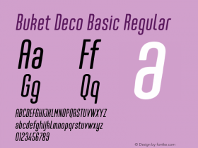 Buket Deco Basic