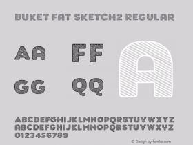 Buket Fat Sketch2