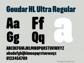 Goudar HL Ultra