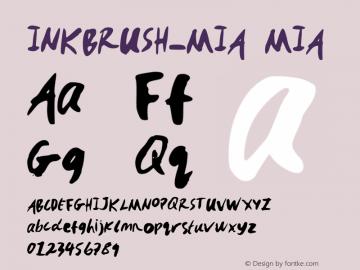 INKBRUSH-MIA