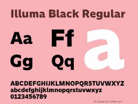 Illuma Black