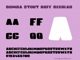 Bomba Stout Buff