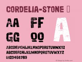 Cordelia-Stone