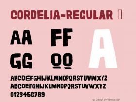 Cordelia-Regular