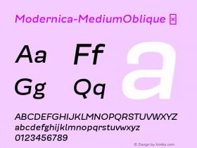 Modernica-MediumOblique