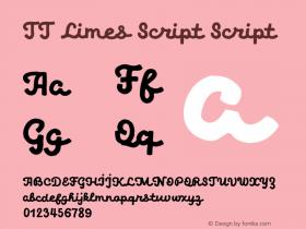 TT Limes Script