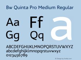 Bw Quinta Pro Medium