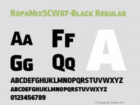 RopaMixSC-Black