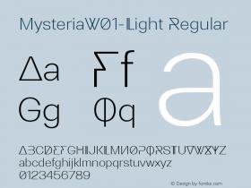 Mysteria-Light