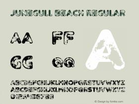 Junegull Beach
